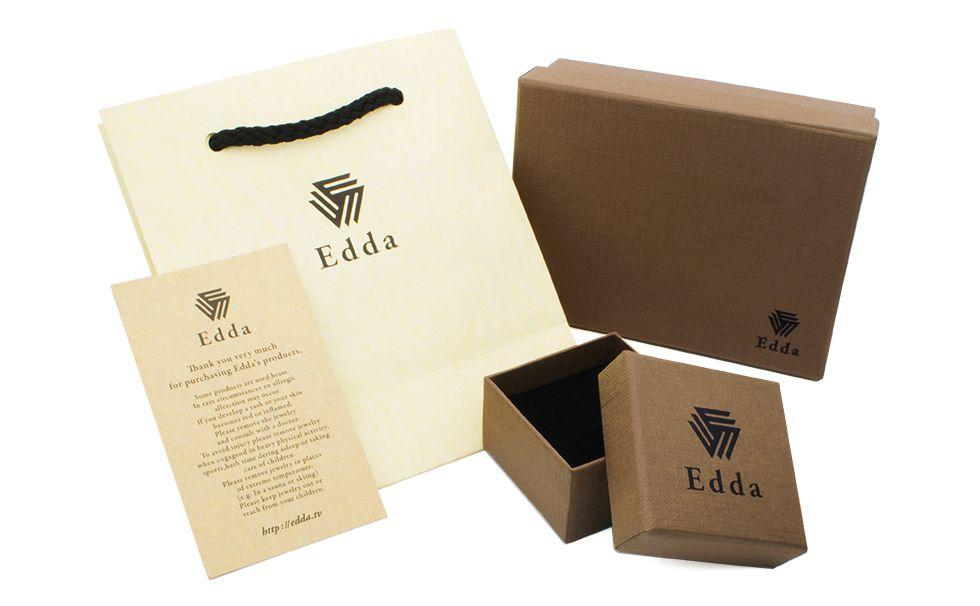 Eddaブランドパッケージボックス