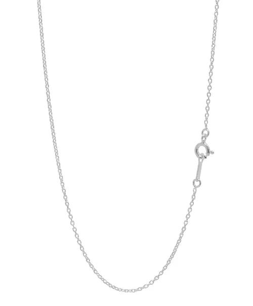 シルバー925 小豆(アズキ)チェーン 幅約1.3mm / 長さ40cm-60cm